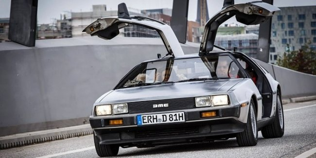 """Dwaggy """"back to the future"""" for only $50.000"""