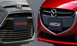 Mazda and Toyota are preparing to release a joint SUV