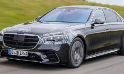 What engines will get a new Mercedes S-Class?