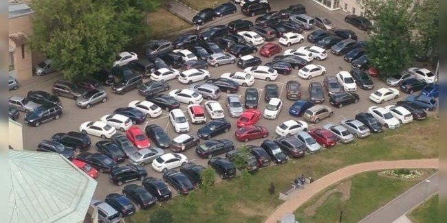 Park new: how different countries are struggling with the lack of Parking spaces