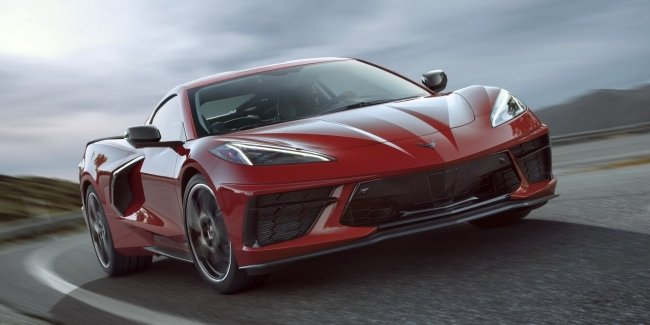 Chevrolet will stop producing the Corvette due to lack of components!