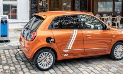 Detailed characteristics of the electric Renault Twingo