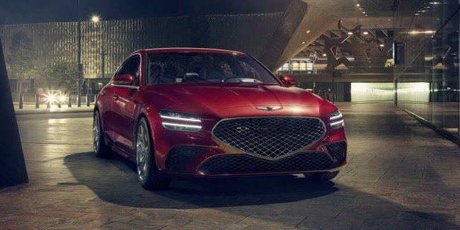 Renewed Genesis G70 was cheaper than competitors from the German trio