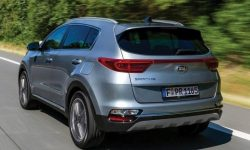Why is Kia Sportage delayed?
