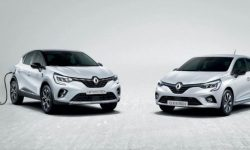 Renault's hybrid technology stands as well as Toyota's technology