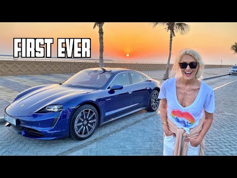 First Electric Porsche | Taycan Turbo