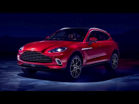 FIRST LOOK: Aston Martin DBX Super SUV