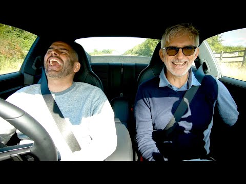 BONUS FOOTAGE: Damon Hill and Chris Harris in a 911: Series 28