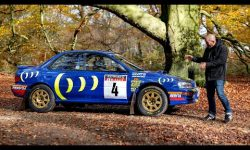 PREVIEW: Chris Harris Drives Colin McRae's WRC Subaru Impreza: Series 28