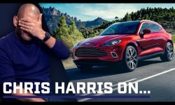 Chris Harris on… the Aston Martin DBX