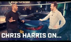 Chris Harris on… the BMW M8 Competition