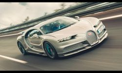 Doing 261mph in a Bugatti Chiron Sport
