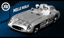 Stirling Moss vs 1955 Mille Miglia: 1000miles at 99mph