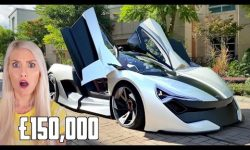 The Most Affordable Supercar | Apex AP-0