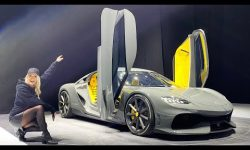 Koenigsegg Gemera – This Hypercar Runs Off Volcano Energy!