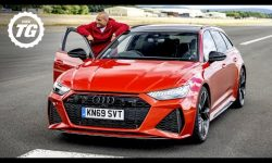 2020 Audi RS6 Avant vs Chris Harris: Series 29