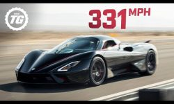 WORLD'S FASTEST ONBOARD: SSC Tuatara hits crazy 331mph top speed!