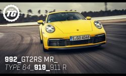 Chris Harris drives… Best of Porsche: GT2 RS, 992, 911 R, 919, Type 64