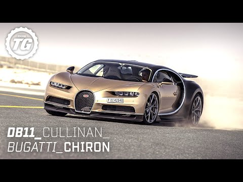 Chris Harris Drives… Best of Luxury: Aston Martin DB11, 261mph Bugatti Chiron, Cullinan
