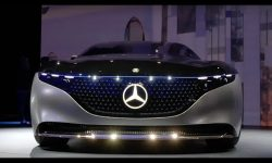 Future Mercedes S-Class with Nico Rosberg
