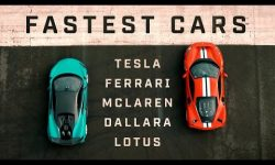 Fastest Cars of Top Gear Series 27