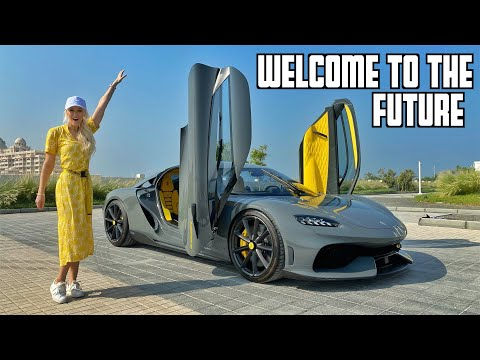 World's First 4 Seater Hypercar | Koenigsegg Gemera