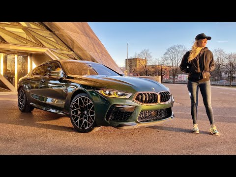 BMW's Most Expensive Car | M8 First Edition 1 of 8