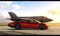 FULL FILM: McLaren Speedtail vs F35 Fighter Jet