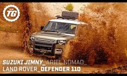 Ground-breaking Off-Roaders: New Defender, Ariel Nomad, Suzuki Jimny | TopGear.com
