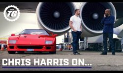 Chris Harris on… Ferrari F40 & Jaguar XJ220: Series 29