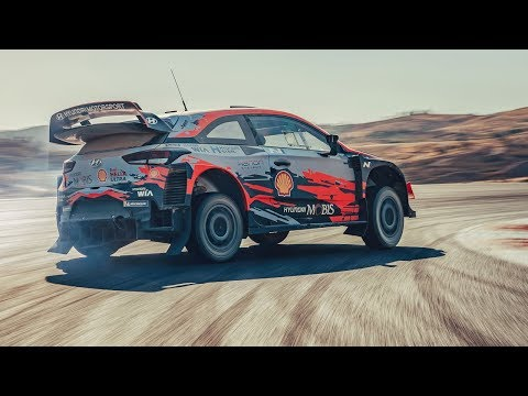 How to Launch a WRC Car