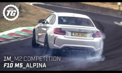 Chris Harris drives… Best of BMW: 1M, M2, Alpina, F10 M5, M2 Competition