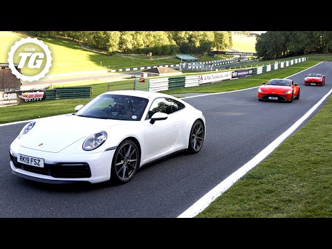 Damon Hill vs The Stig vs Chris Harris: Series 28