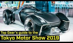 All the Important Cars from the Tokyo Motor Show