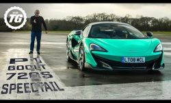 MCLAREN SHOWDOWN: P1 vs 720s, Speedtail vs F35, 600LT vs Ferrari Pista