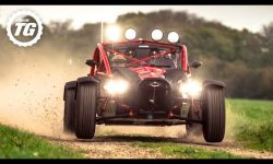 TopGear.com presents: the Ariel Nomad in 'Field Trip'