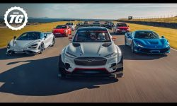 Which car will win Top Gear Speed Week 2020? (4K) | The Contenders
