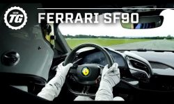 FASTEST TOP GEAR LAP? Ferrari SF90 Stig Lap: Series 29