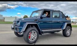 $1.5 Million Maybach G-Wagen!