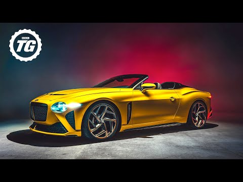 FIRST LOOK | Bentley Bacalar: the £1.5million, 200mph two-seat drop-top Conti GT