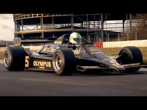 Chris Harris vs the Lotus 79: Series 27