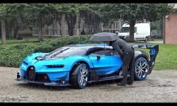 Bugatti's Most Extreme Car!