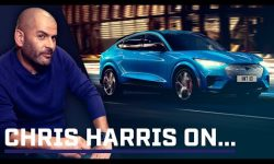 Chris Harris' 'Unexpected' Opinion on the Mustang Mach E