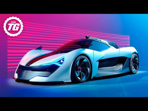 FIRST LOOK | Apex AP-0: the 650bhp electric supercar designed to be a cyber dragon