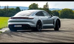 PREVIEW: Chris Harris Drifts The Porsche Taycan Turbo S: Series 28