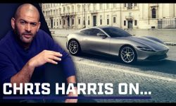 """Is that an Aston Martin?"" Chris Harris on… the Ferrari Roma"