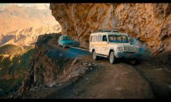 Perilous towing on the edge of a cliff | Nepal Special