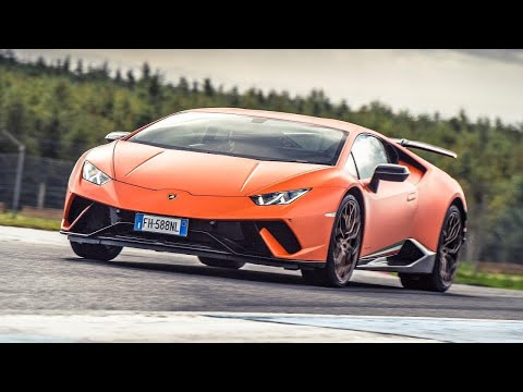 The Lamborghini Huracan Performante | Chris Harris Drives