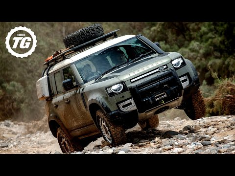 FIRST DRIVE! New Land Rover Defender Review 4K