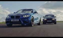 BMW M2 vs BMW 1M Coupe | Chris Harris Drives